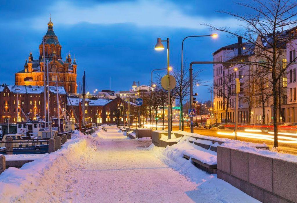 Finlandia hace del silencio un atractivo turístico