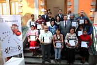 Reconoce Fonart la maestría de artesanos mexicanos durante 2014