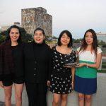 Ganan alumnas de la UNAM concurso internacional sobre derechos humanos