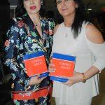 Elsa Posadas y Gabriela Mota. Foto: Revista Protocolo Copyright©