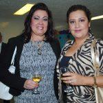 María Elena Muñoz y Sara Herrera. Foto: Revista Protocolo Copyright©