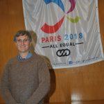 Luis Perelman, reconocido sexólogo mexicano, acudió a la presentación