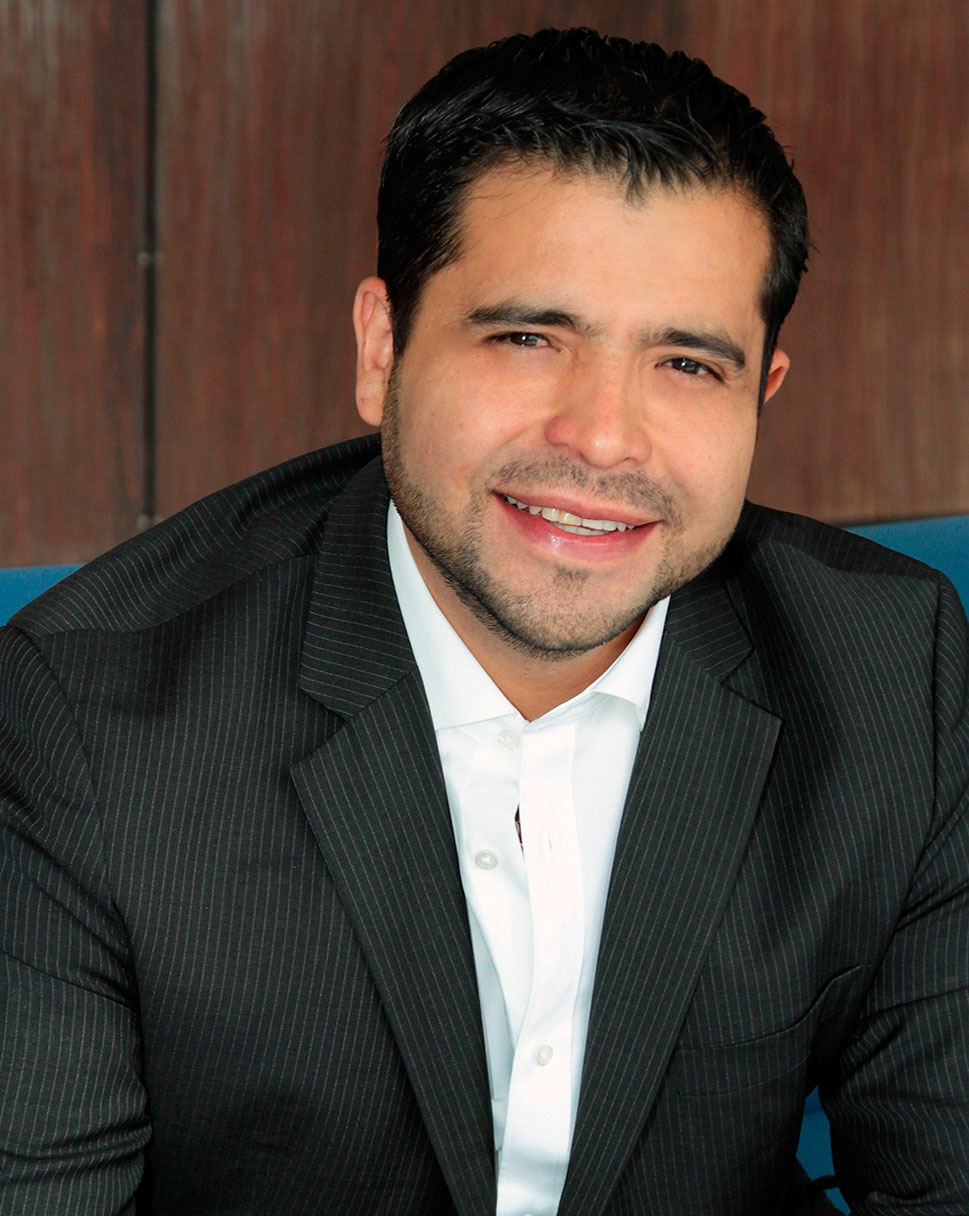 Gilberto Vicente, director de Mercadotecnia para Latinoamérica de Gigamon