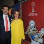 Rafael Funes y Soraya García. Revista Protocolo Copyright©