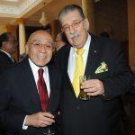 Sergio Ley y Petros Panayotopoulos, embajador de Grecia. Revista Protocolo Copyright©