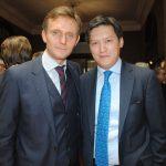 Dimitry Bolbet y Nurzhan Abdullin. Revista Protocolo Copyright©
