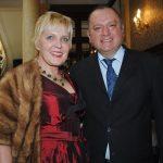 Svetlana Tkachenko y Franz Trejo. Revista Protocolo Copyright©