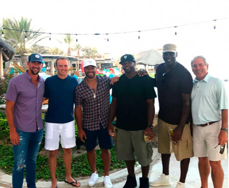 Los Cabos, punto de encuentro de celebridades internacionales