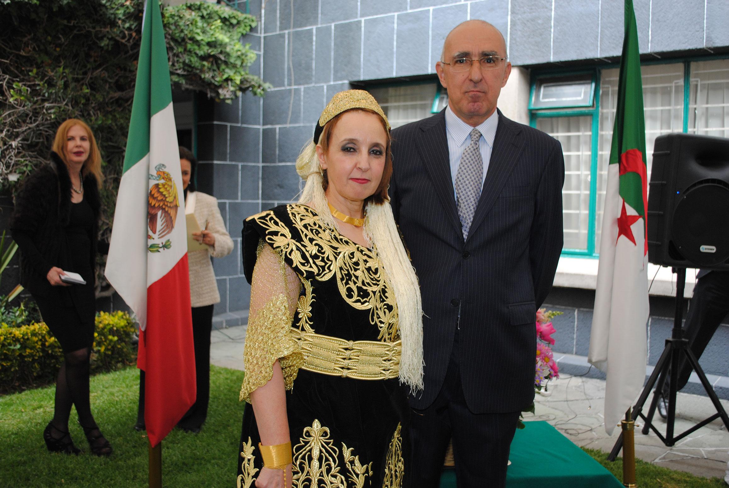 Anais Martinez Y Su Esposo
