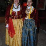 Eleni Mitsoura y Danae Galan Afendulis