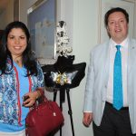 Lorena y Sam Lobo