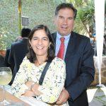 María Cecilia Pavía y Juan Pablo Hernández de Alba