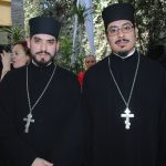 Padre Arseny y padre Cristofor