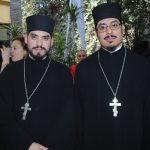 Padre Arseny y padre Cristofor