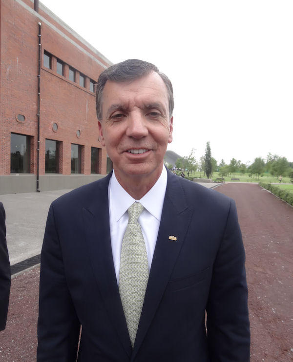Guillermo Haro Bélchez - Protocolo Foreign Affairs & Lifestyle