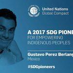 Gustavo Pérez Berlanga, pionero del desarrollo sostenible: ONU