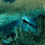 Hallan en Tulum el sitio arqueológico submarino más grande del mundo