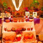 Más de 100 ofrendas y gran cortejo fúnebre en el Hanal Pixán en Mérida