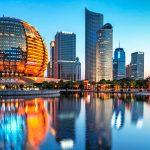 Hangzhou se ubica como la ciudad más desarrollada de China