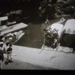 En Yanco (México, 1961) se pueden apreciar pasajes de Xochimilco a inicios de los años sesenta