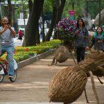 Desfile de Hormigas Gigantes en Paseo de la Reforma