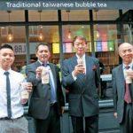 Inauguran tienda de té de burbujas en Londres