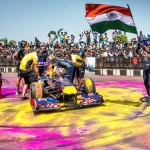 Infiniti Red Bull Racing asombra en Hyderabad
