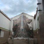 Inicia Secretaría de Cultura recuperación de monumentos dañados por sismos