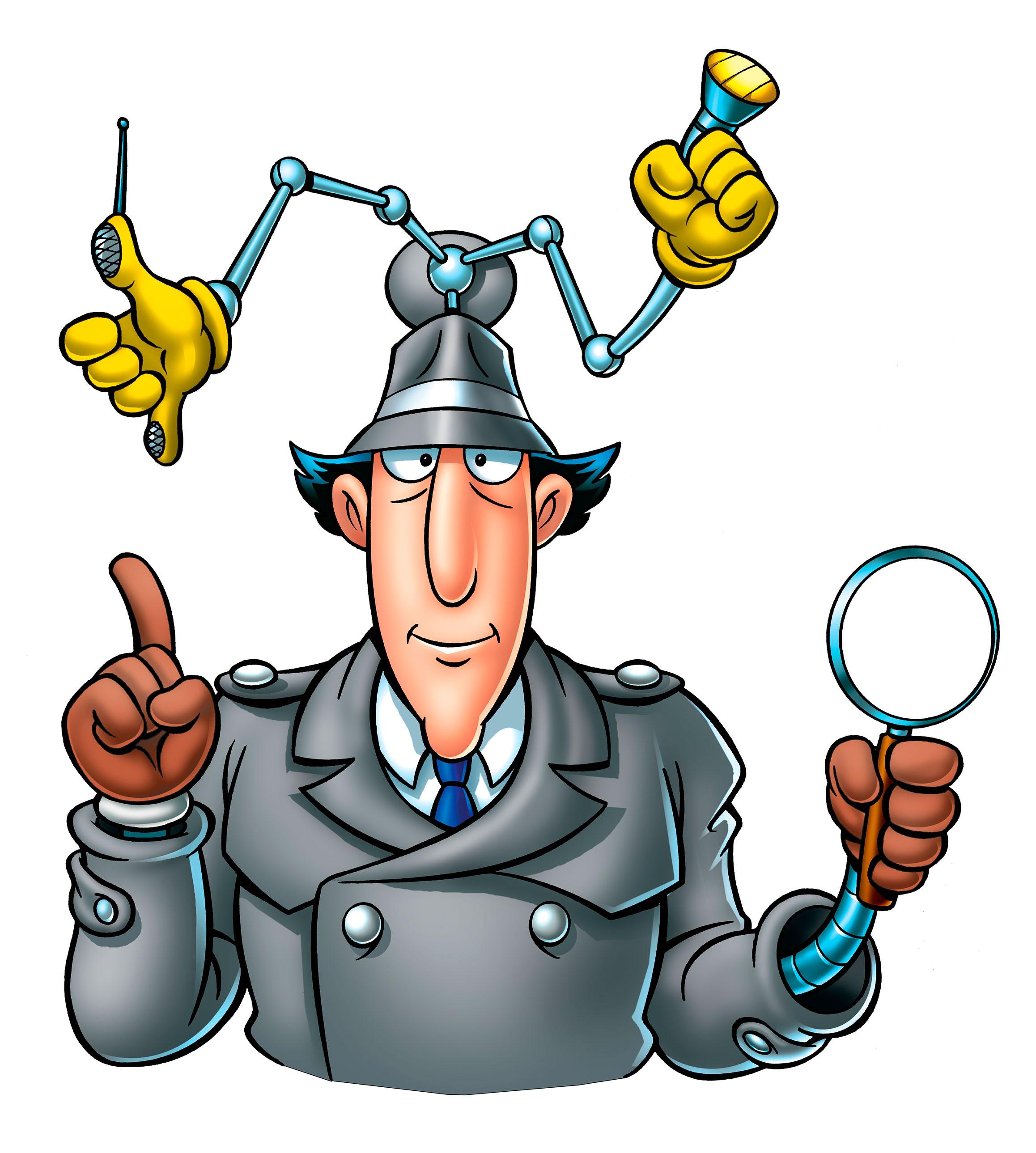 El Inspector Gadget predijo el invento de ipods y tablets - Protocolo Foreign Affairs & Lifestyle