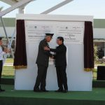 Inaugura presidente Peña instalaciones militares en Coahuila