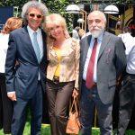 Luigi Maccotta, embajador de Italia; Wendy Coss y Francesco Bove. Foto: Revista Protocolo Copyright©