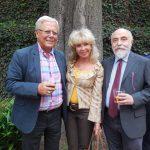Mike Stark, Wendy Coss y Francesco Bove