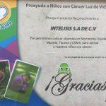 """Intelisis, una """"Luz de Vida"""" para pequeños y jóvenes pacientes con cáncer"""