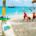 La Isla Feliz se asocia con la ONU para ratificar felicidad
