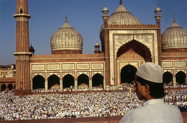 Mar a del pilar tonda magall n ofrece una pl tica sobre la for Arquitectura islamica