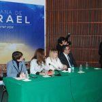 El diputado Carlos Iriarte dio unas palabras en nombre de los parlamentarios mexicanos. Revista Protocolo Copyright©