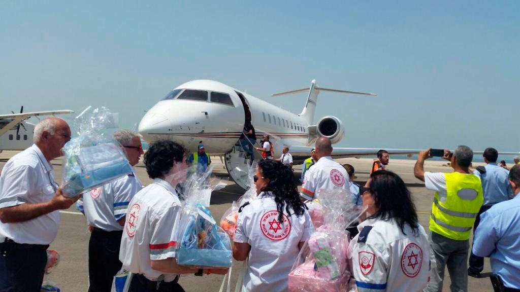 Israel siempre ha brindado ayuda humanitaria a otros países