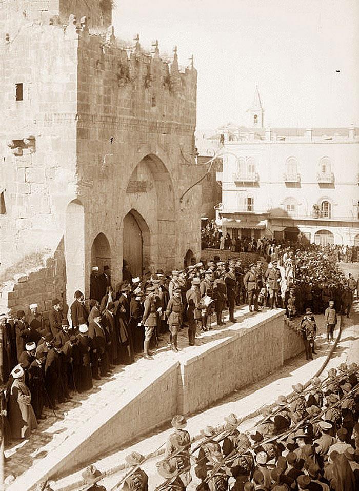 Jerusalén se convierte en la capital del Estado de Israel