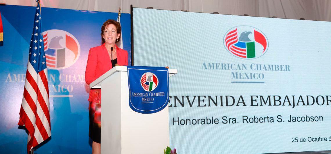 La embajadora de Estados Unidos visitó Guadalajara
