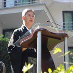 México es su casa, embajador Takase