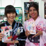 Japón acerca a estudiantes universitarios mexicanos información sobre becas