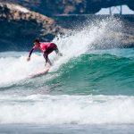 El surfista oaxaqueño Jhony Corzo, rumbo a Juegos Olímpicos de Tokio
