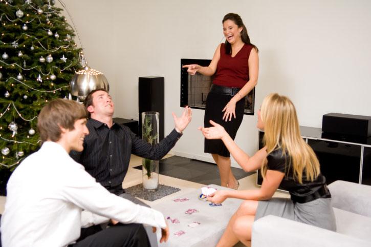 Juegos Divertidos Para Disfrutar En La Cena De Navidad Y Ano Nuevo