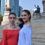 Fernanda Díaz y Salma del Toro. Foto propiedad de la revista Protocolo Copyright©