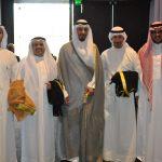 Diplomáticos de diversas embajadas de países árabes