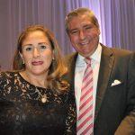 María del Carmen Rosete y Luis Navarro