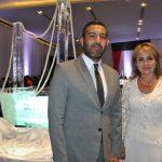 Javier Carrizales y Susana Corella
