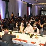 Gran ambiente en la fiesta nacional de Kuwait