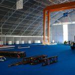 Los pabellones concentrarán más de 100 stands. Foto propiedad de la revista Protocolo Copyright©