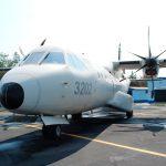 Los aviones Caza 2, de la Sedena, servirán como modelos para los talleres de mantenimiento. Foto propiedad de la revista Protocolo Copyright©